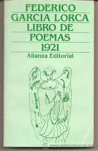 libro libro de poemas 1921 libro de poemas 1918 1920 f g lorca ed comprar libros de poes 237 a en todocoleccion