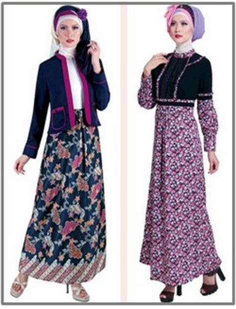 Terlaris Gamis Syari Fatiah Marun Gamis Cantik model gamis masa kini 25 model baju gamis batik dengan