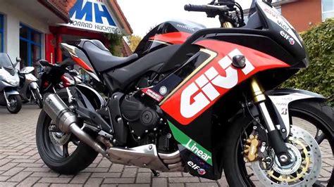 Motorrad Honda Huchting by Motorrad Huchting Cbr 600 F Stefan Bradl Black Edition