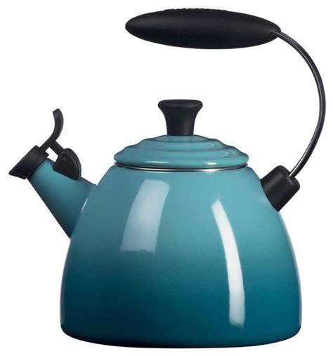 Zen Home Decor Store le creuset enamel on steel 1 5 quart halo tea kettle