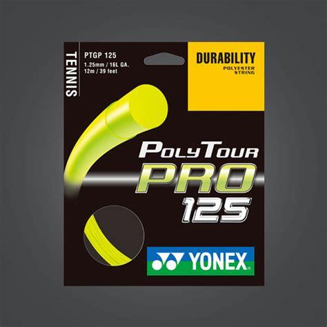 Senar Tenis Yonex Polytour Pro 125 racordaj yonex polytour pro 125 sports store ro