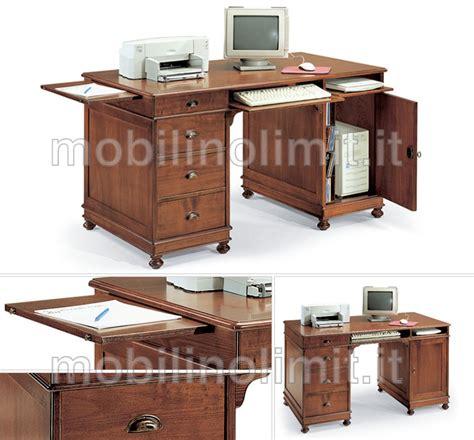 scrivanie porta pc ikea scrivania porta computer grezzo