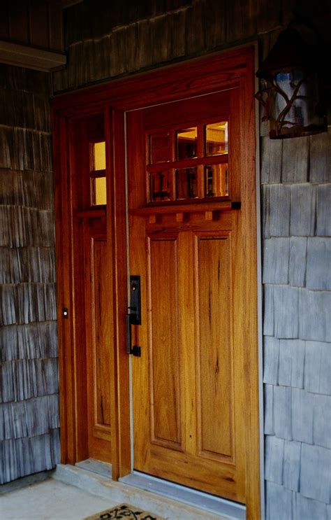 Arts And Crafts Exterior Doors Arts And Crafts Front Door Arts Crafts Style