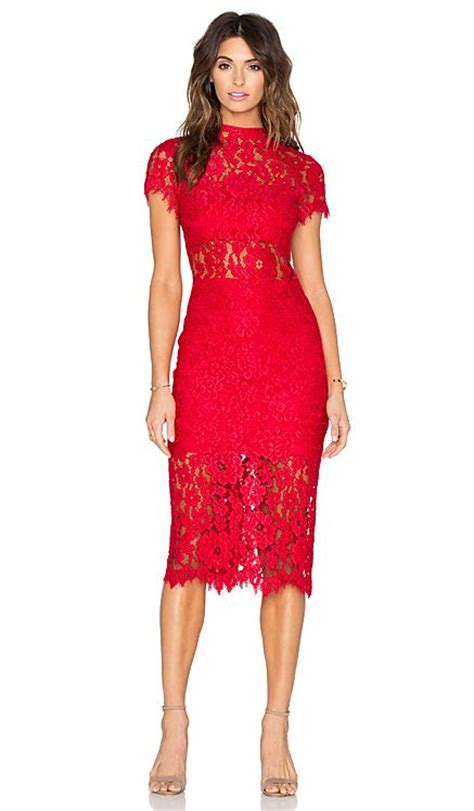 17 best ideas about red lace dresses on pinterest