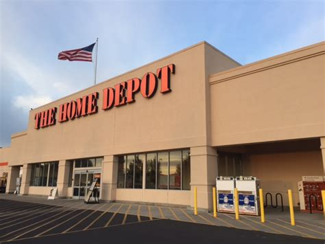 the home depot the dalles or company profile