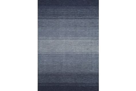 Ombre Rugs by 93x117 Rug Ombre Navy Living Spaces