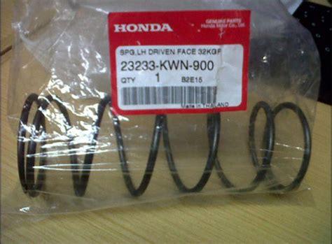 Per Cvt Orisinil Honda Pcx Cocok Untuk Vario 125 Fi 7 cara menambah kecepatan honda vario 125 ridergalau