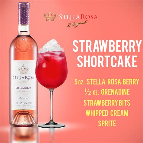 Diy Wine Cocktail Recipes Best Wine Cocktails Stella