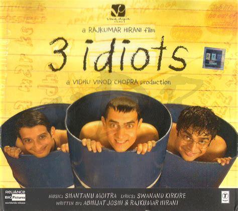 film drama yang mengharukan 3 idiot gojleng