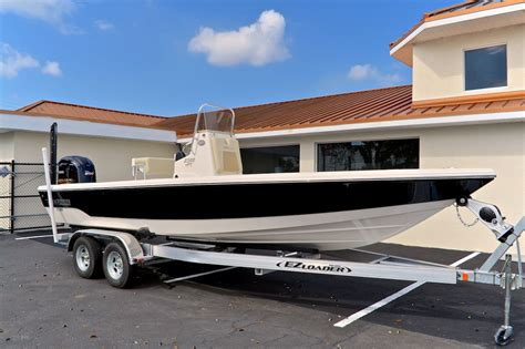 pathfinder boats vero beach new 2014 pathfinder 2300 hps bay boat boat for sale in