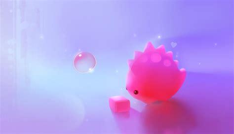 hd pink bubble wallpapers pixelstalknet