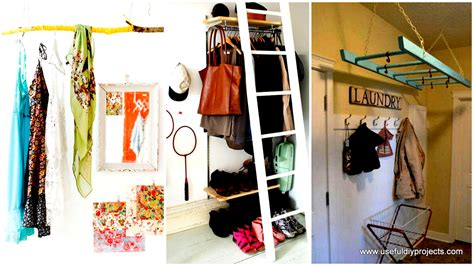 diy clothing storage diy clothing storage solutions for small spaces