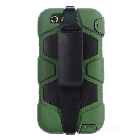 Army Armor Back Cover Casing Motif Loreng Iphone 5 Se protective back cover armor for iphone 6 4 7 army green free shipping dealextreme