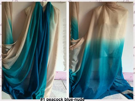 Home Interiors Ebay Image Gallery Ombre Sheer Fabric