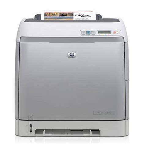 Printer Hp Color Laserjet 2605 the hp laserjet 2605dn a printer for the classroom