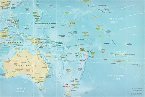 map of oceania bigforkclassof2017 megan