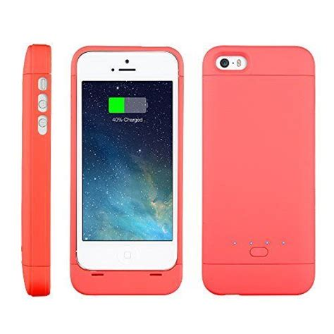 iphone 5 cases with charger apple certified easyacc 174 mfi 2200mah colorful iphone 5