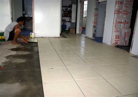 Bathroom Floor Tile Philippines Our Philippine House Project Tiling