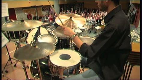klokhuis maurik slagwerkgroep maurik drums4you deel 7 youtube