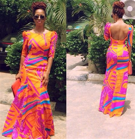 creative ankara styles for african ladies 2015 design creative ankara gown design dezango fashion zone