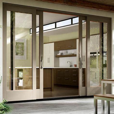 Patio Slider Doors - sliding glass patio doors wood vinyl sliding doors