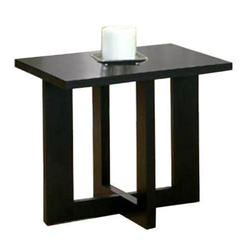 Cheap Coffee And End Tables 2pcs Wooden Black Wooden Cheap Modern Coffee And End Tables Wd 4043 4044 Mighty Taiwan