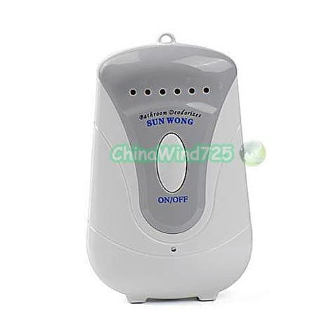 bathroom air purifier electric bathroom toilet deodorizer air purifier ozone