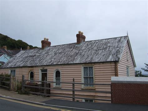 Clapboard House by File Clapboard House Goodwick Geograph Org Uk 220186