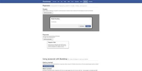templates bootstrap facebook bootstrap lovers 10 ressources th 232 mes et kits css ui