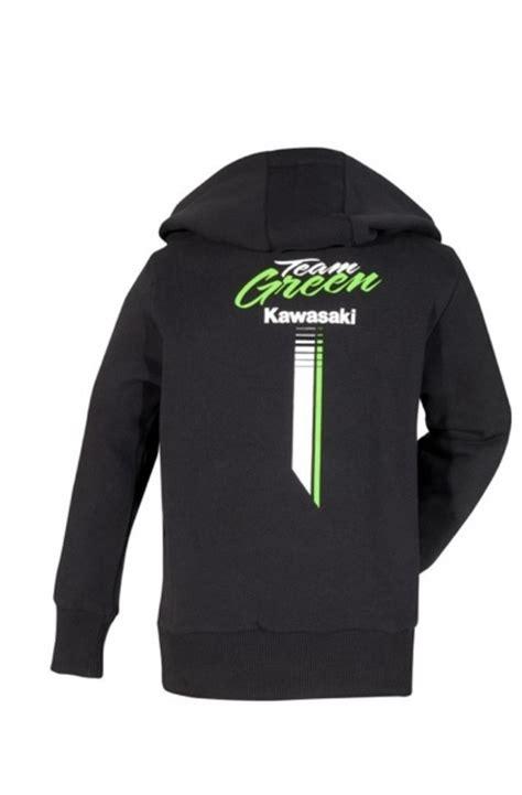 Sweater Kawasaki Black kawasaki team green hoodie shirt children s hoody sweater