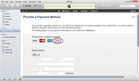 Cara Membuat Id Apple Store Tanpa Credit Card | omsatriaa cara membuat id apple gratis tanpa credit card