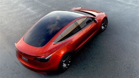 Tesla Glass Roof Tesla Model 3 Has Arrived Exceeds Expectations Autotribute