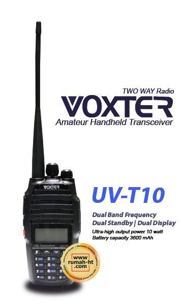 Charger Voxter W8 voxter 187 187 jual alat radio komunikasi ht handy talky