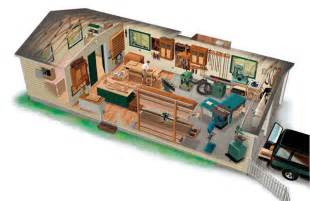 garage workshop designs ultimate woodshop garage and carport plans at family