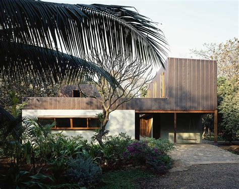 studio house copper house ii by studio mumbai yellowtrace