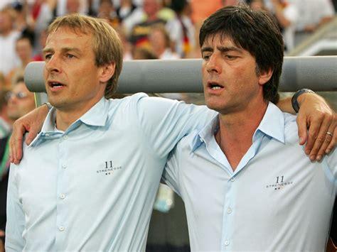 Bewerbung Deutschland Wm 2006 L 246 W Quot Habe Klinsmann Extrem Viel Gelernt Quot Dfb