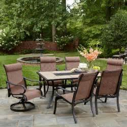 Smith Patio Dining Sets Smith Marion 6 Dining Chairs Outdoor Living