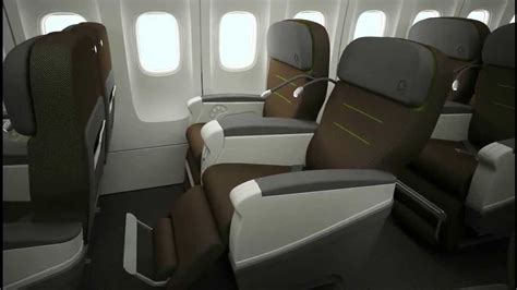 economy comfort turkish airlines turkish airlines comfort class 3d youtube