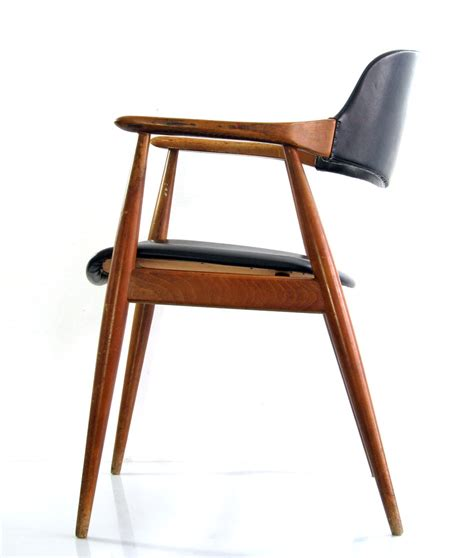 danish chair design finn juhl erik kirkegaard style vintage danish chair