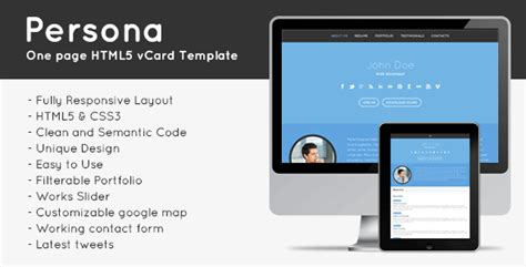 persona 5 card template site templates persona responsive html5 vcard template