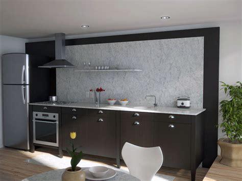 contemporary kitchen backsplash pictures with minimalist modern black kitchen marble back splash interior design