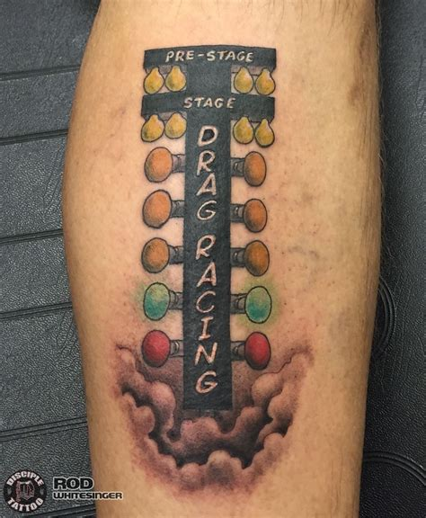 drag racing tattoos drag racing tree tattoos www pixshark images