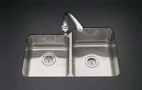 Kohler Undertone Kitchen Sink by Kohler Undertone Large Medium Undercounter Kitchen Sink