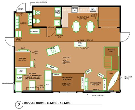 toddler room floor plan floor plan kayla s little angel academy
