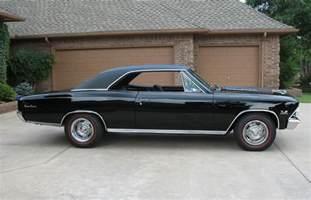 1966 Chevrolet Chevelle Ss 1966 Chevrolet Chevelle Ss 396 2 Door 65801