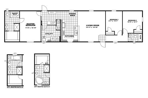 18x80 mobile home floor plans 18x80 mobile home floor plans 18x80 mobile home floor