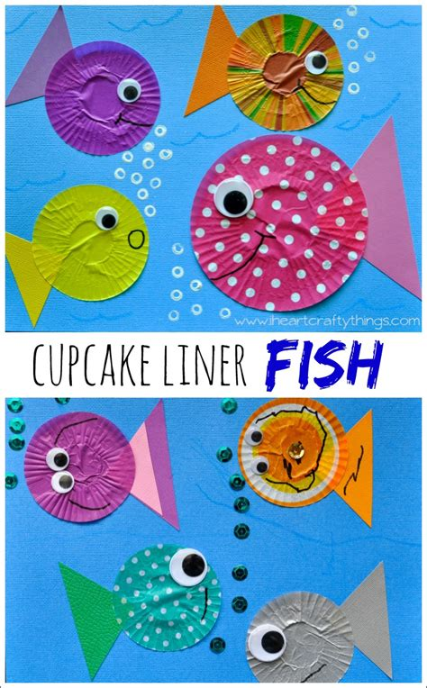 Sea Crafts For Kids - 15 under the sea crafts for kids daisy cottage designs