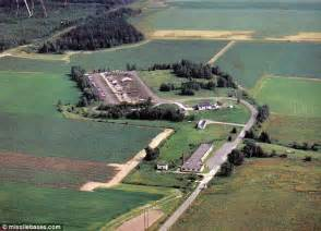 Decommissioned Missile Silo Locations Maine Couple Are Selling A 15 000 Sq Ft Missile Silo Home