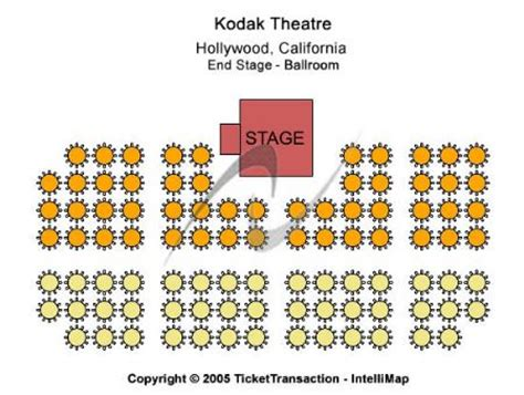 dolby theater seating chart dolby theatre tickets and dolby theatre seating chart