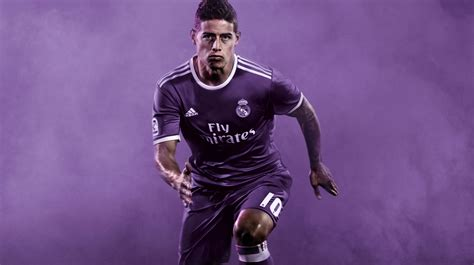 Official Real Madrid Home 1617 real madrid releases new 2016 17 home and away kit